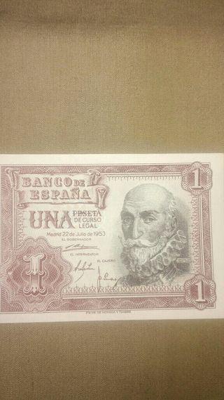 billete de Epaña