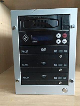 Multi Grabadora CD/DVD RW