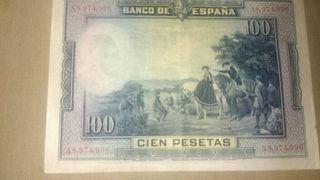 billete de España