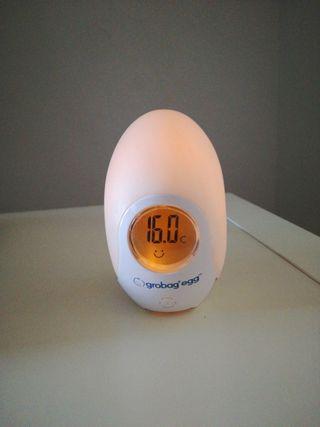 thermometro, luz, tempertaura