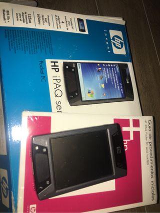 HP IPAQ Pocket PC serie hx4700