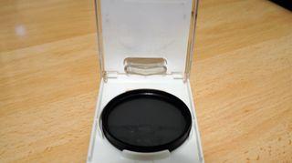 Filtro polarizado 58mm