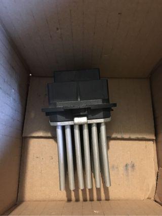 Citroen C4 Fusible Resistencia climatizador AA/CC