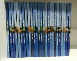 Clásicos en Inglés, Colección completa