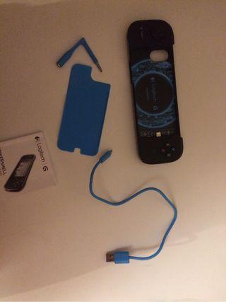 Comtrolador bateria portatil