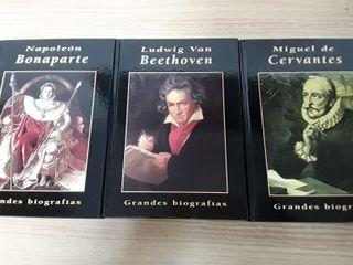 coleccion grandes biografias