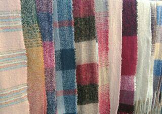 bufanda zara lana
