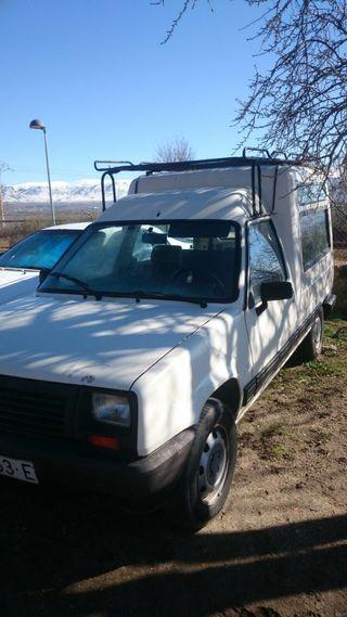Renault Express 1989