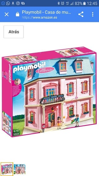 Casa de playmobil