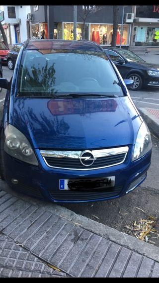 Opel Zafira 2006 enjoy 7 plazas 120 cv