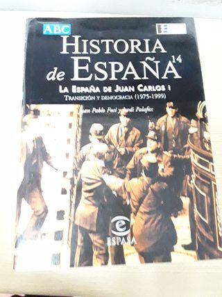 historia y personajes de España de ABC
