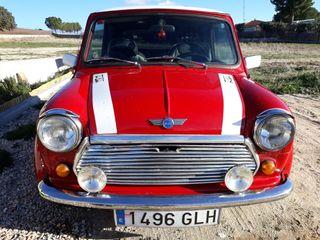 Rover Mini Cooper 1.3i MK II, conservado