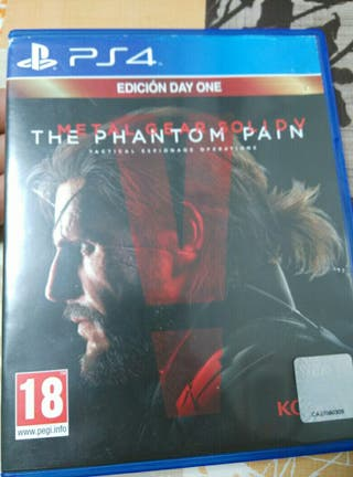 Metal Gear Solidy V