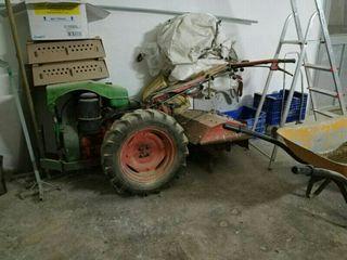 mula mecanica con remolque