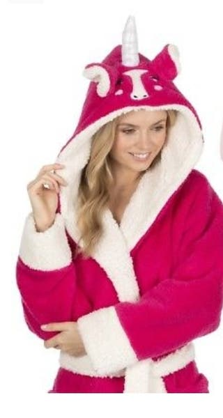 clothes dressing gown