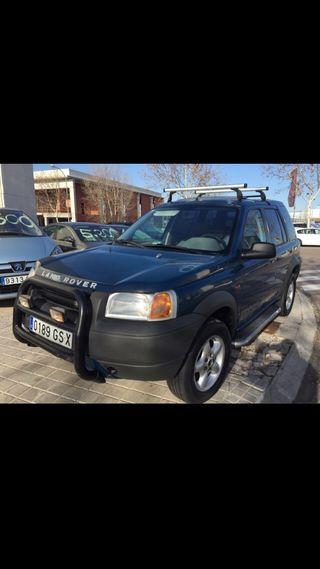 Land Rover freelander , 2.0 , año 97 , 220 mil km