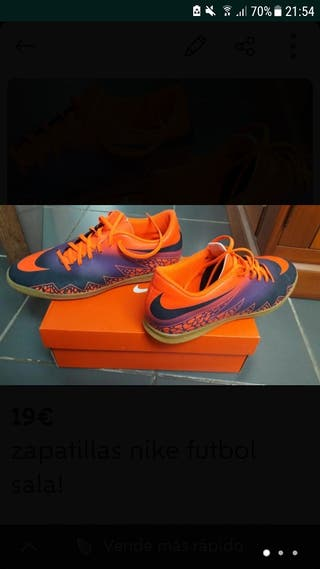 Zapatillas Nike Futbol sala