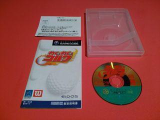 Ace Golf Game Cube JAP