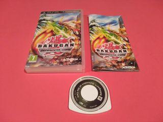 Bakugan - Defenders of the Core PSP