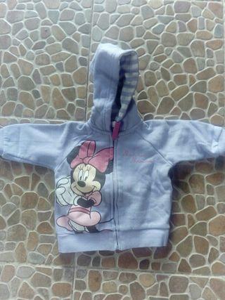 chaqueta mini mouse