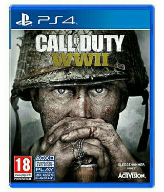 Ps4 call of dutty WWII nuevo