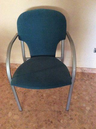 Pack 4 sillas de oficina