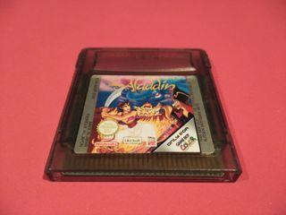 Aladdin Nintendo Game Boy Color GBC