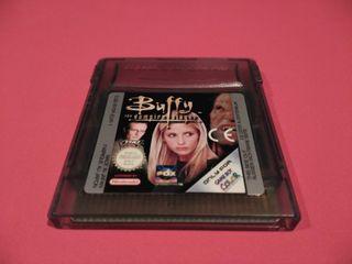 Buffy - The Vampire Slayer Game Boy Color GBC