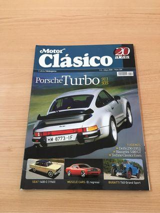 Motor clasico 911 Turbo