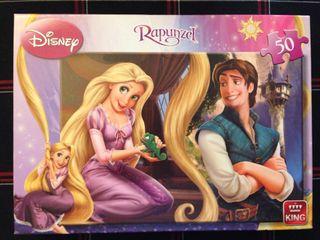 Puzzle Disney Rapunzel 50pz