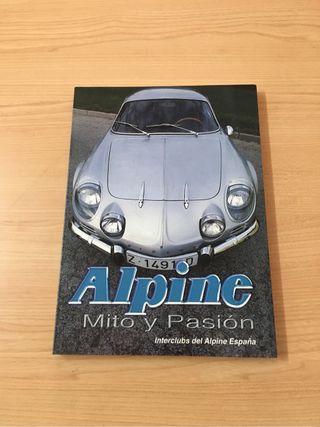 """Libro Alpine """"Mito y Pasion"""""""