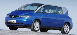 Llantas Renault Avantime