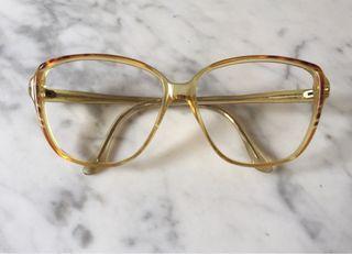 Montura retro gafas Lancome