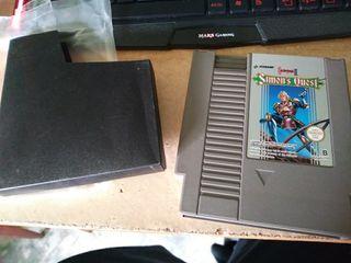 Castlevania II Simon's Quest NES PAL España