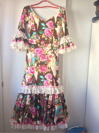 Vestido flamenca El Ajoli