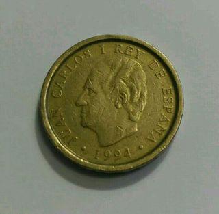 100 pesetas 1994 Juan Carlos I