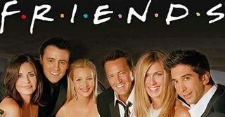 Friends en DVD (todas las temporadas)