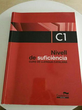 Libro de lengua catalana nivel C1
