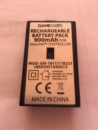 Bateria recargabla mando Xbox