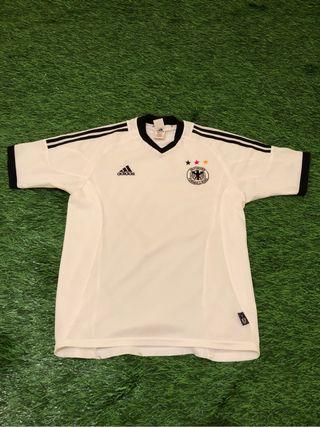 Camiseta alemania mundial 2002