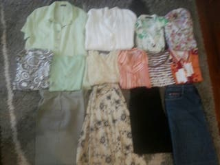 lote ropa mujer t.40