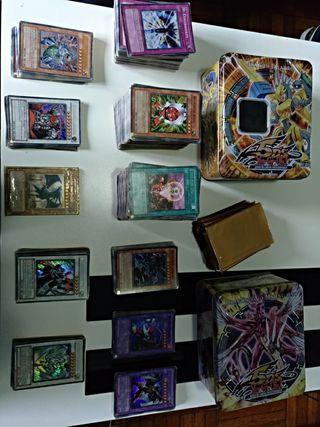 +700 Cartas Yu-Gi-Oh