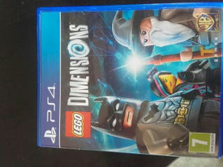 pack lego dimension ps4