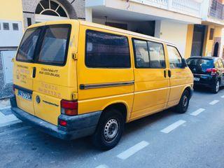 wolvagen transporte 1999