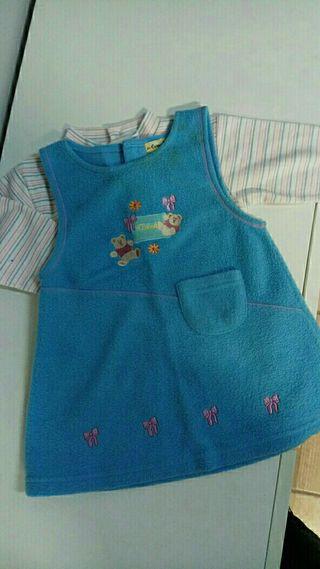 Vestidos niña 6 meses