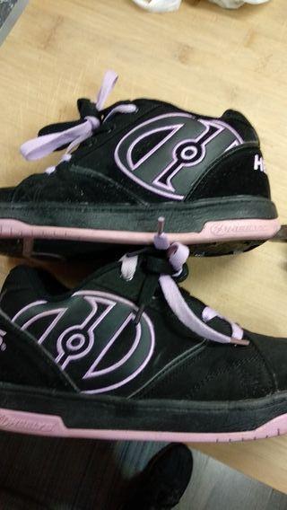 Zapatillas Heelys ruedas