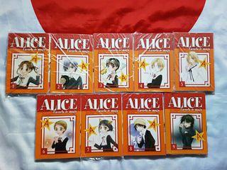 Alice, escuela de magia
