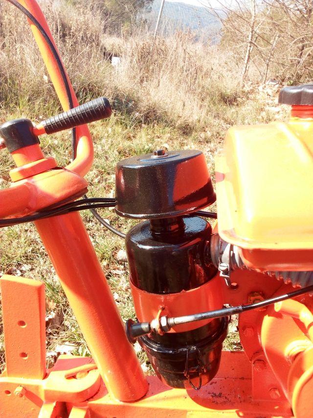 Motocultor piva 9 de segunda mano por 350 en usall en - Motocultor segunda mano ...