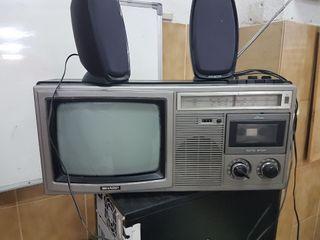 tv con radio antigüa