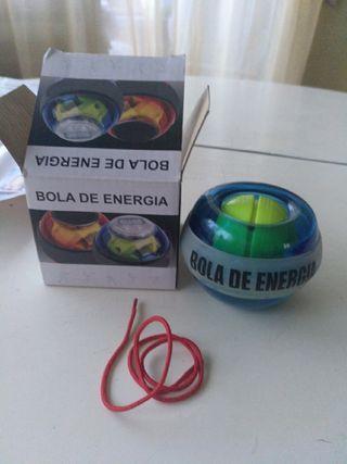 bola de energía para entrenamiento. Nueva en caja